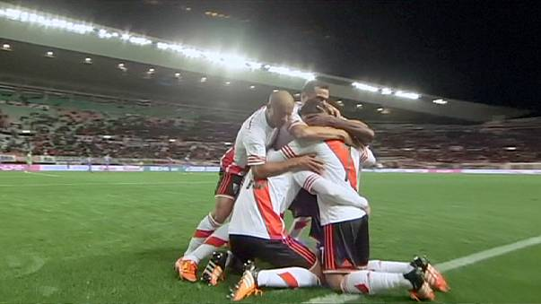 River Plate erreicht das Finale der Club-WM