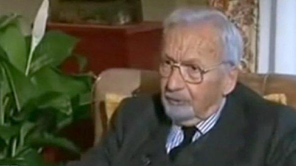 Kontrollierte Italien: P2-Logenchef Licio Gelli ist tot