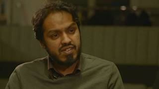 "Rashad Ali: ""The ISIS narrative is  not orthodox religion, it's a modern heresy"""