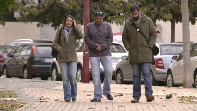 Испанские безработные: депресссия и благотворительность