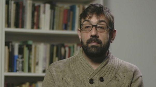 """José Ramón Torrejoyanca: """"No creo en los políticos"""""""
