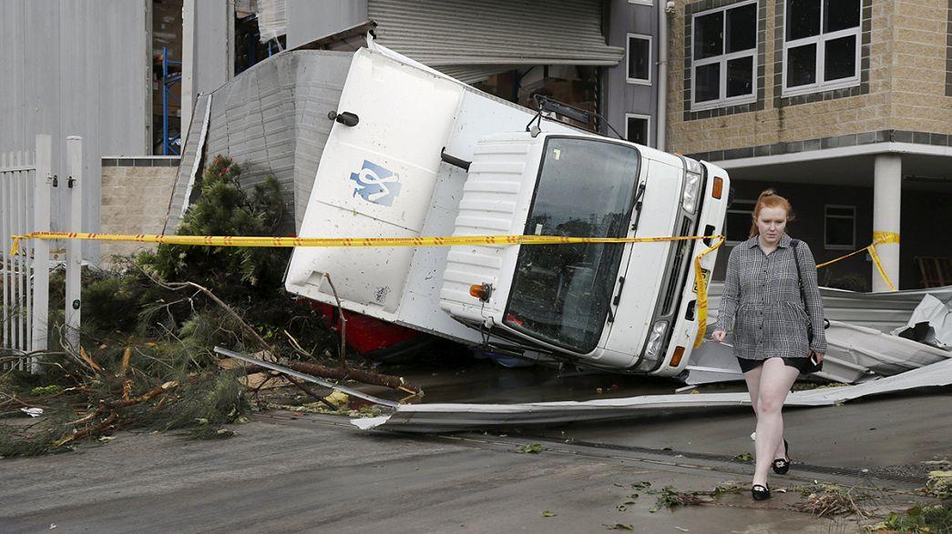 Australia: era o non era un tornado? Il servizio meteo indaga a Sidney