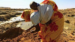 South Sudan hunger slathers