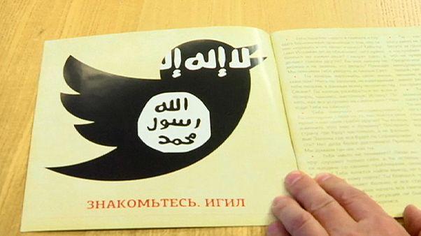 Jovens russos combatem nas fileiras do grupo Estado Islâmico