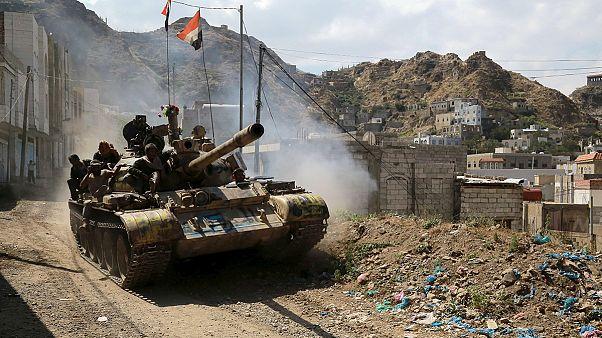 Военные действия возобновились в Йемене, несмотря на режим прекращения огня