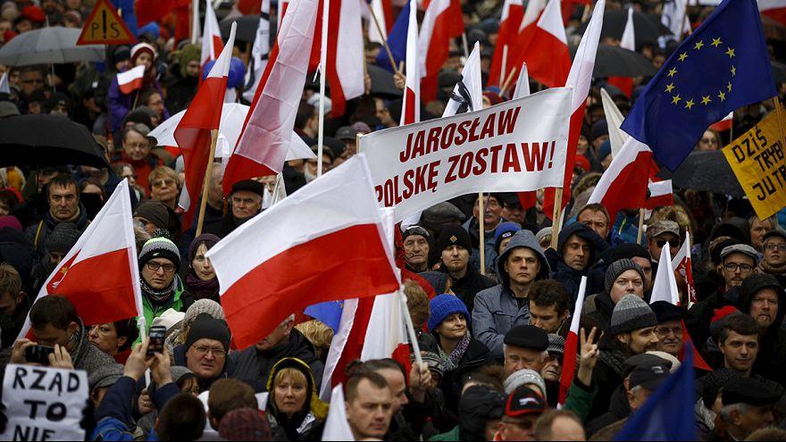 La dérive autoritaire des pouvoirs polonais