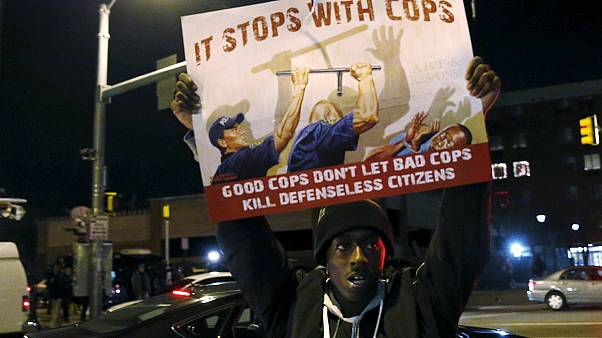 США: первый обвиняемый по делу Фредди Грея оправдан