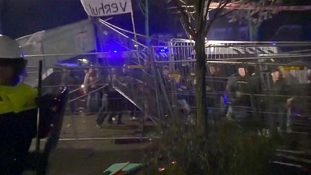 أعمال شغب وعنف رفضا لاستقبال اللاجئين في إحدى البلدات بهولندا