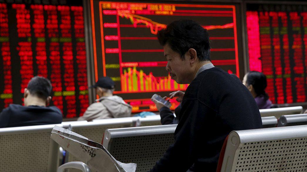 Bolsas asiáticas abrem em alta após anúncio da Reserva Federal
