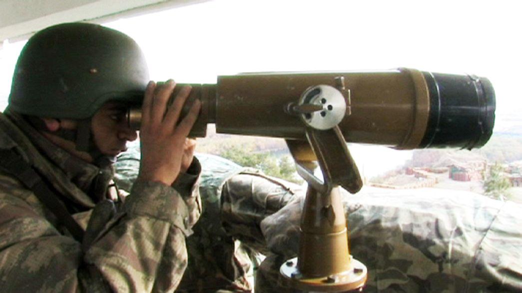 Turquía en primera línea de la lucha contra Dáesh
