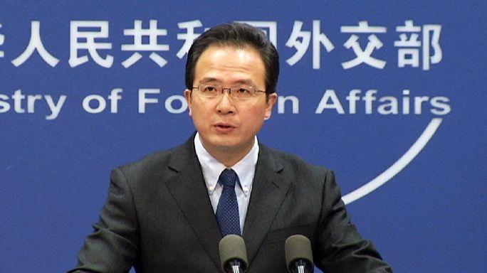 Amerikai fegyverexport: Kína szankciókat jelentett be
