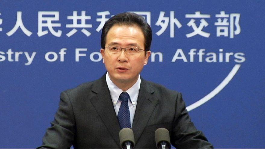 China quer ver negócio entre Estados Unidos e Taiwan cancelado