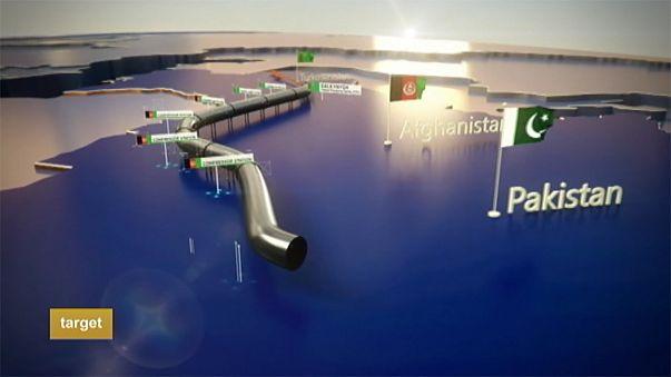 TAPI-Pipeline: ein Projekt für Frieden und Stabilität