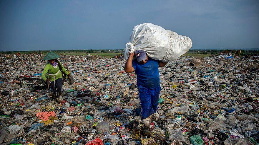 Image: Plastic Waste Indonesia
