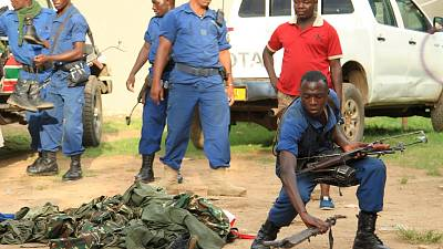 AU ready to deploy East African Stanby Force to Burundi