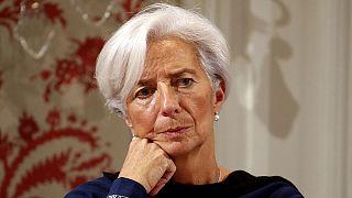 Perbe fogják Christine Lagarde-ot