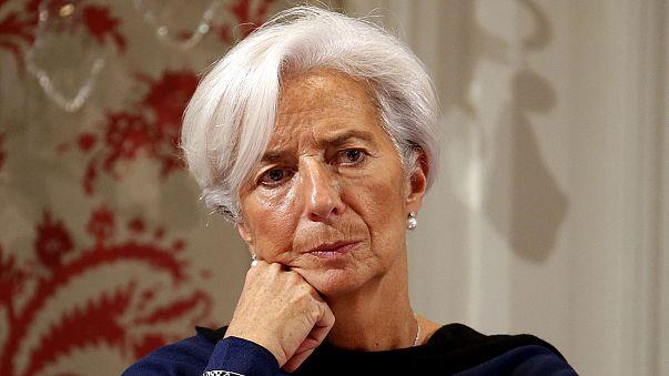IWF-Chefin Christine Lagarde soll vor Gericht