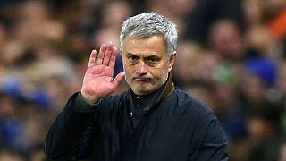 Nach Absturz auf Platz 16: FCChelsea trennt sich von Mourinho