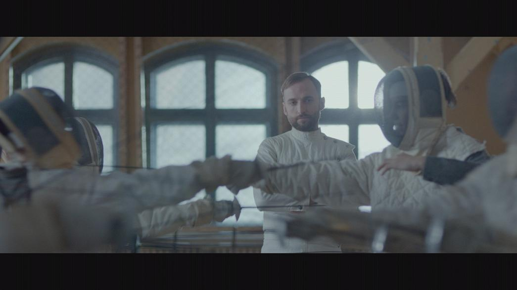 Finnish movie 'The Fencer' tells tale of 1950s Estonia