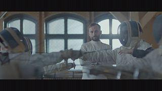 Finnish movie 'The Fencer' tells tale of 1950s Estonia