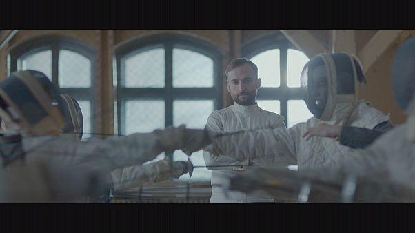 """""""The Fencer"""" di Klaus Härö"""