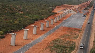 Progress steady for East African rail link project