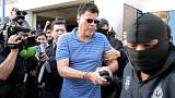 Former El Salvador football head arrested