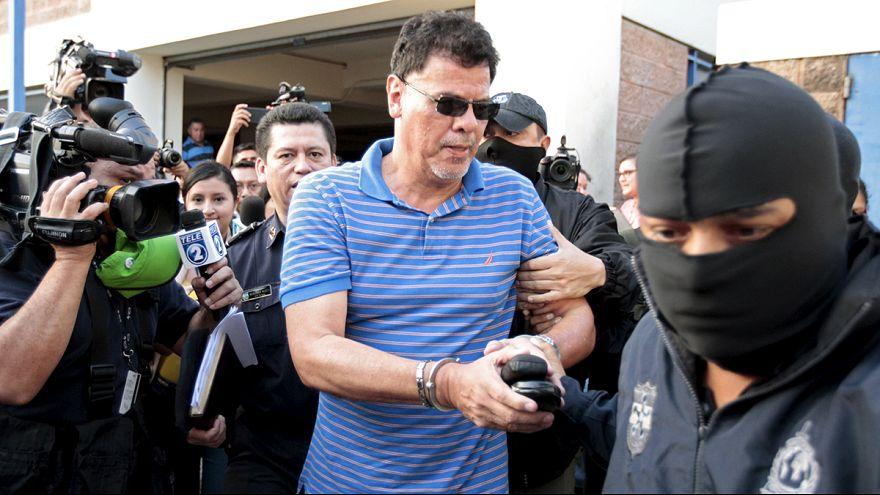 Mediática detención del expresidente de la Federación Salvadoreña de Fútbol por corrupción