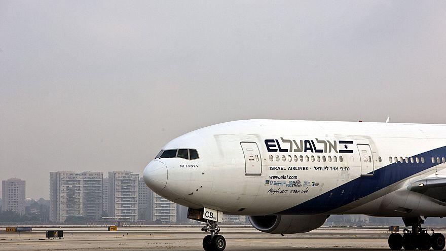 Image: EL AL aircraft
