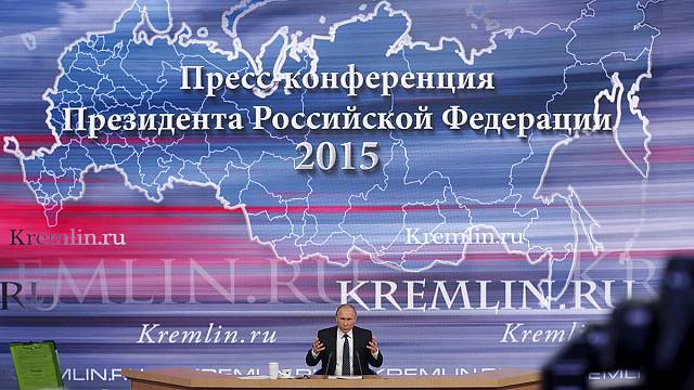 Putin's annual address offers snapshot of Russian world view