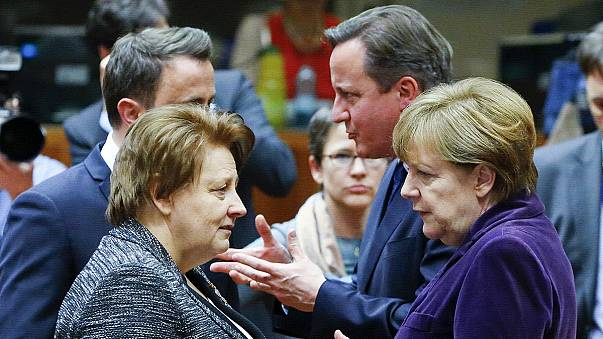 Britain's push for reform and the migrant crisis dominate final EU summit of year
