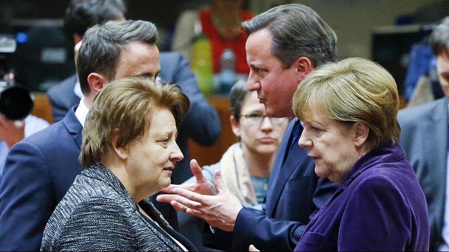 Cameron llega a Bruselas con su propuesta de permanencia en la UE