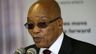 Afrique du Sud:Jacob Zuma de plus en plus contesté