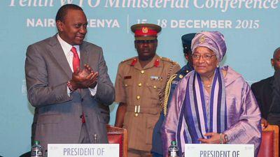 Liberia WTO Membership Ratified