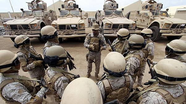 Britain under fire over arms sales to Saudi Arabia