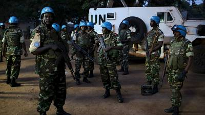 Central African Republic fairly getting through referendum