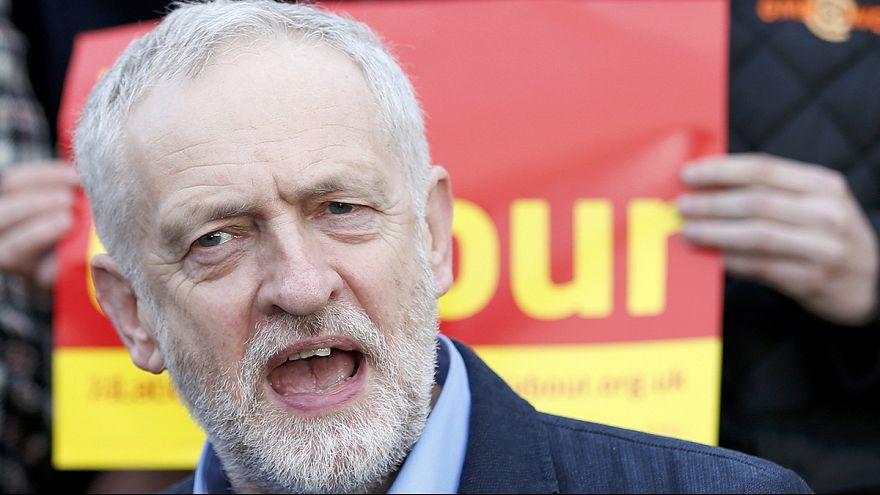 """Corbyn, líder de los laboristas: """"Cameron sólo busca un mercado libre europeo"""""""