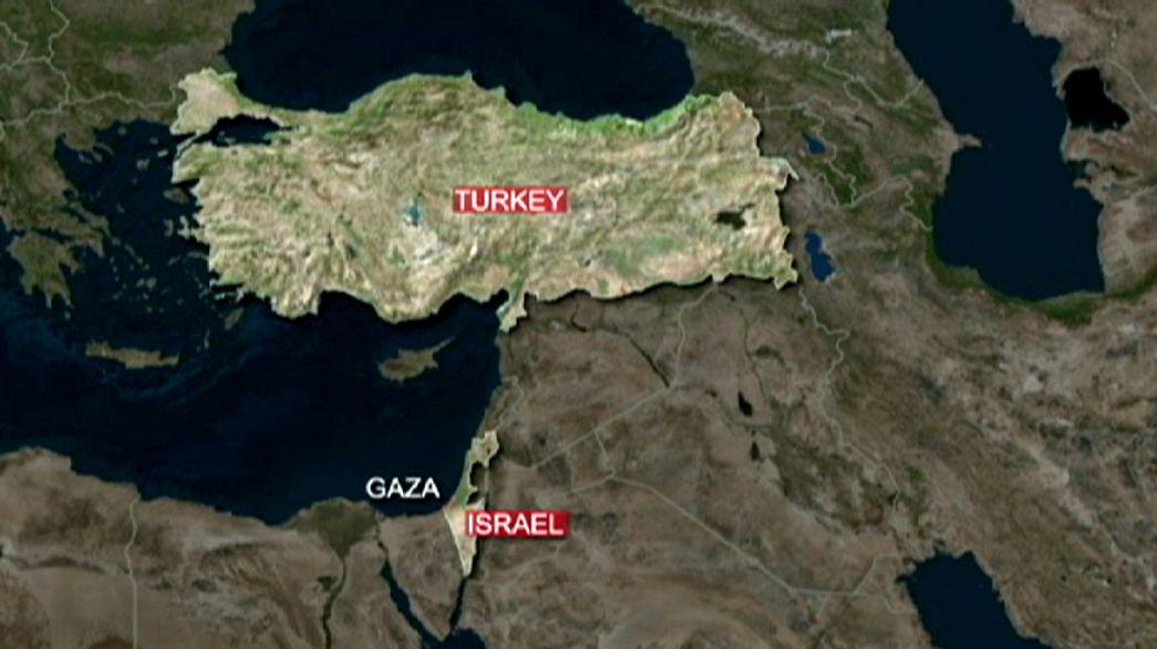 Israel y Turquía reanudarán relaciones cinco años después del asalto a la Flotilla de la Libertad
