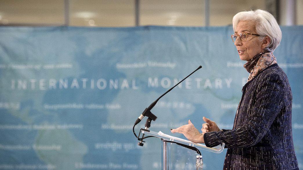 IMF Başkanı Lagarde hakkında verilen 'yargılanma' kararını temyize götürüyor