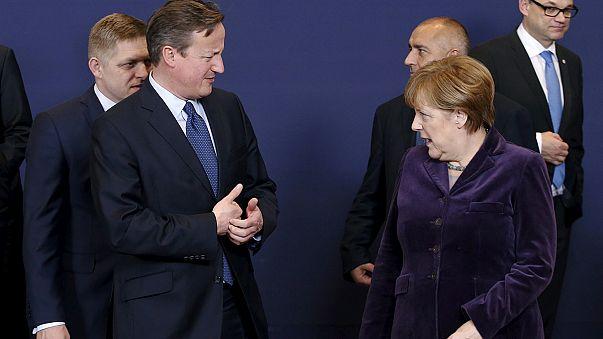 Presidente do Conselho Europeu otimista em relação ao Reino Unido mas cauteloso