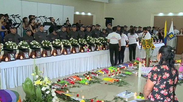 Colombia: cerimonia per 29 vittime del conflitto