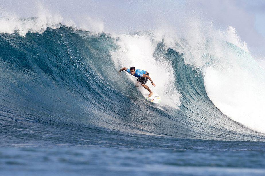 Adriano de Souza champion du monde de surf