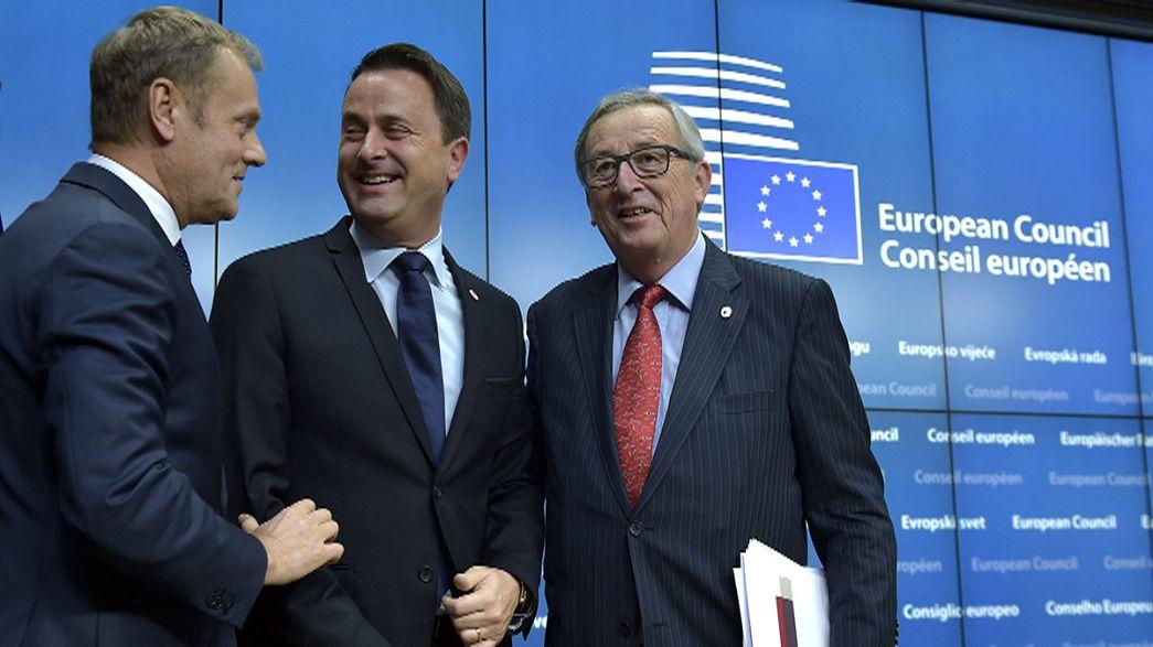 Παραμένουν οι προκλήσεις και τα προβλήματα για την ΕΕ το 2016