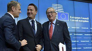 الاتحاد الأوروبي يستعد للتحديات الكبرى القادمة مع العام الجديد.