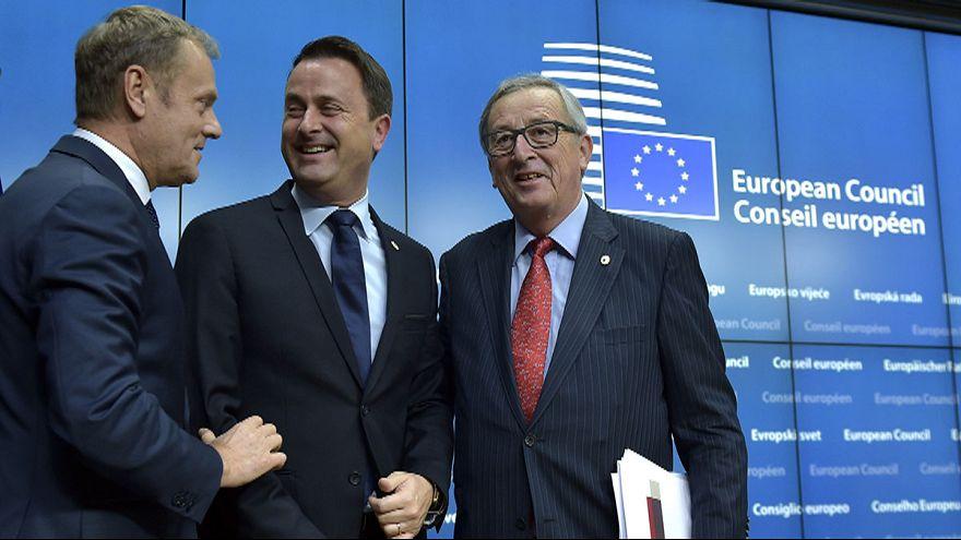 EU-Gipfel: Außer Spesen nichts gewesen