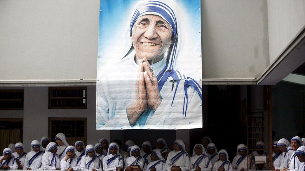 Vaticano prepara canonização de Madre Teresa para 2016