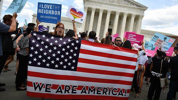 Image: US-POLITICS-IMMIGRATION-COURT