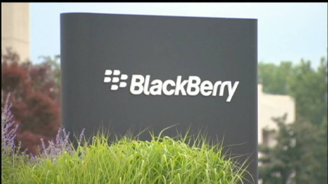 Blackberry posts losses but better than expected