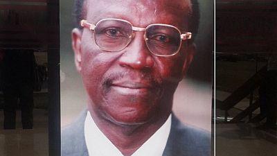 La légende du football ghanéen Charles Kumi Gyamfi conduit à sa dernière demeure