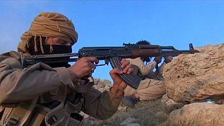 شکست های پیاپی داعش در عراق